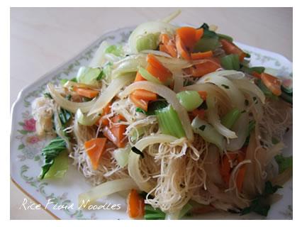 Rice Flour Noodles
