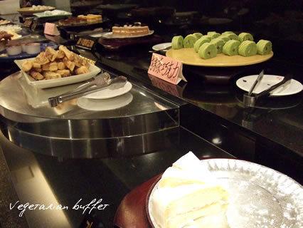 台湾素食バイキング