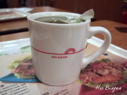 台湾のモスバーガー