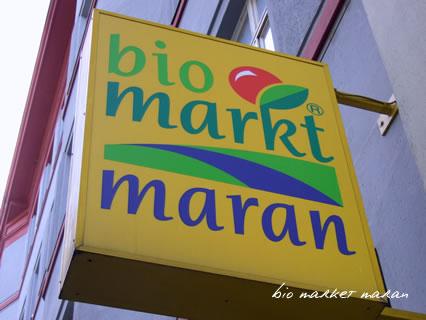 BIO MARKT MARAN