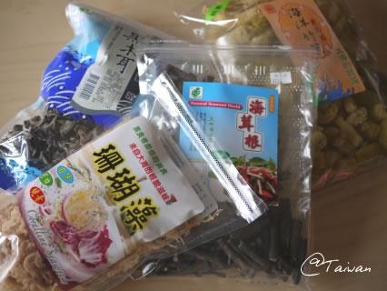 台湾で買い物