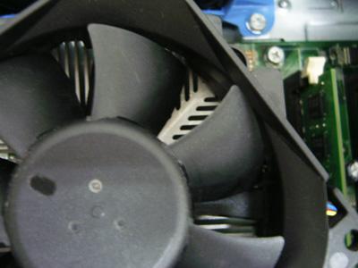 CPU冷却装置(after)