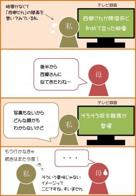高齢の母との会話2