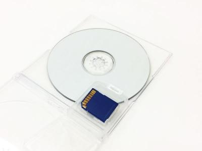 SDカードとCD