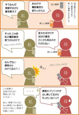 高齢の母との会話(その5)
