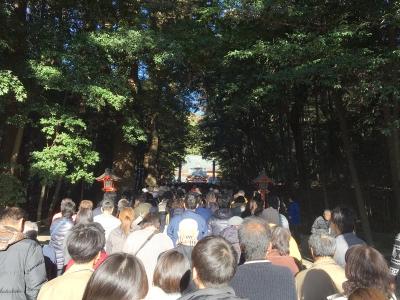 霧島神宮(初詣)