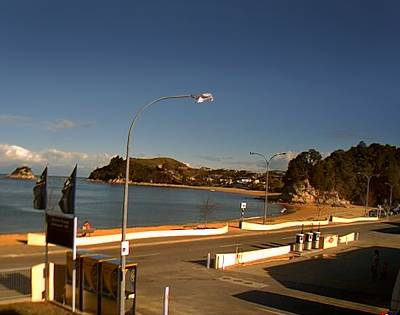 ニュージーランド ライブカメラ 海外 旅行 写真