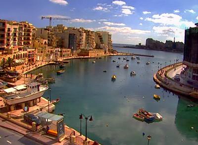 マルタ島 どこかの国のライブカメラ ライブカメラ 海外 旅行 写真