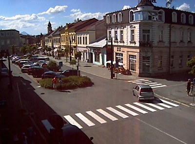 スロバキア どこかの国のライブカメラ ライブカメラ 海外 旅行 写真