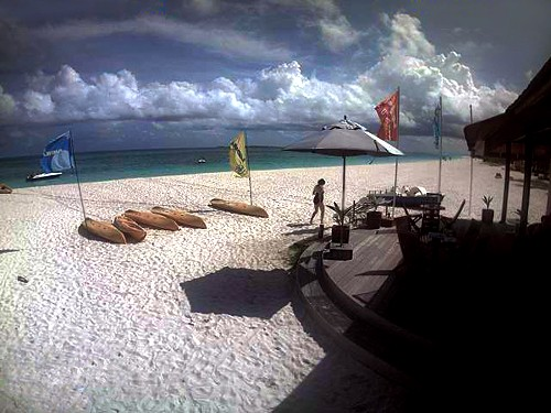 モルジブ どこかの国のライブカメラ ライブカメラ 海外 旅行 写真