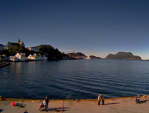 ノルウェー どこかの国のライブカメラ ライブカメラ 海外 旅行 写真
