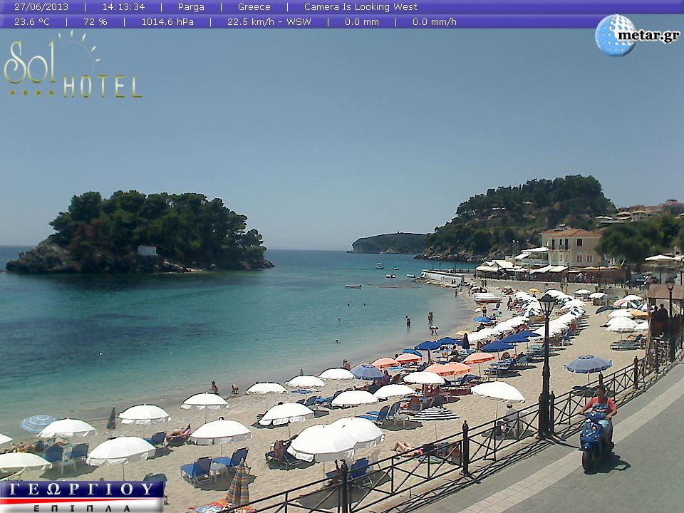 Parga ギリシャ どこかの国のライブカメラ ライブカメラ 海外 旅行 写真