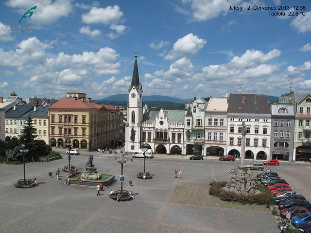 Trutnov チェコ どこかの国のライブカメラ ライブカメラ 海外 旅行 写真