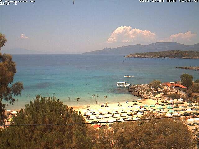 Kalogria ギリシャ どこかの国のライブカメラ ライブカメラ 海外 旅行 写真