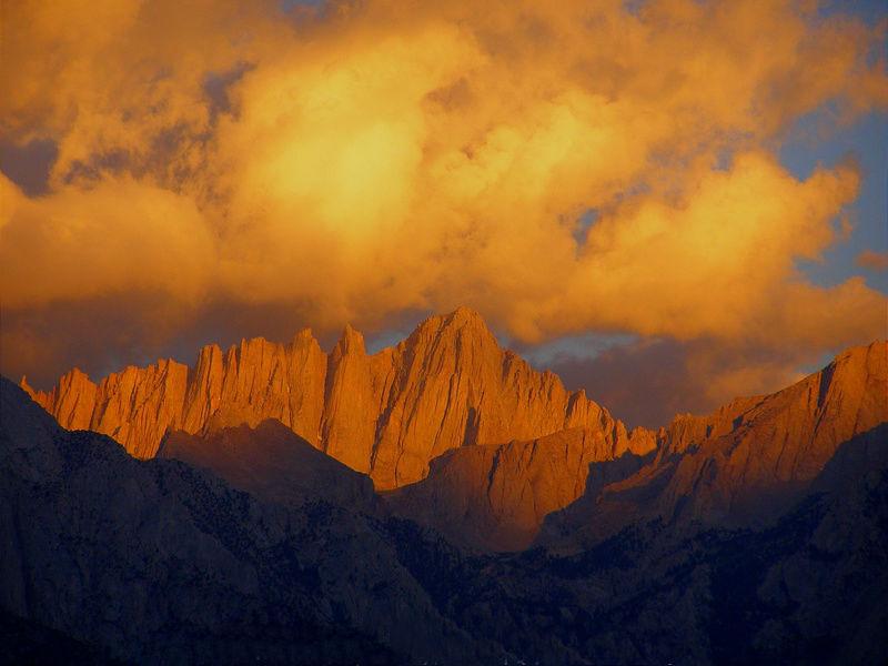 Mount Whitney アメリカ どこかの国のライブカメラ ライブカメラ 海外 旅行 写真