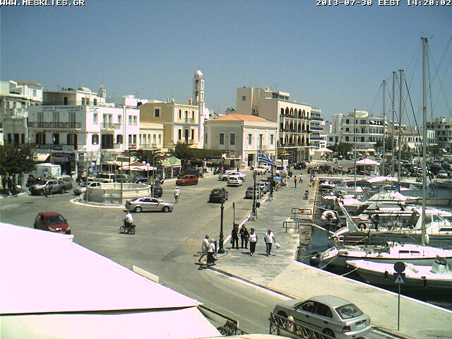 Tinos ギリシャ どこかの国のライブカメラ ライブカメラ 海外 旅行 写真