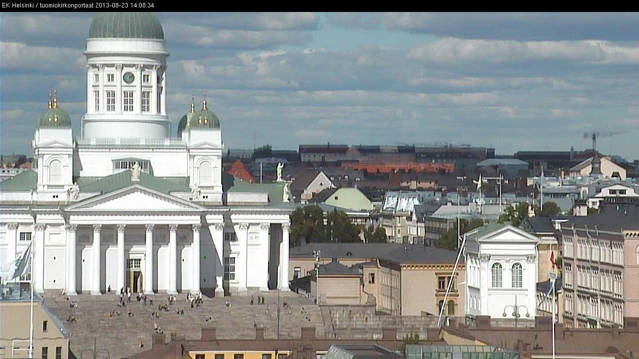 Helsinki フィンランド どこかの国のライブカメラ ライブカメラ 海外 旅行 写真