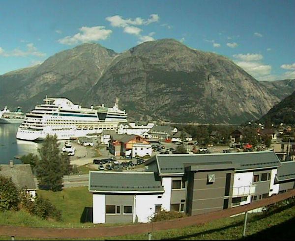 Eidfjord ノルウェー どこかの国のライブカメラ ライブカメラ 海外 旅行 写真