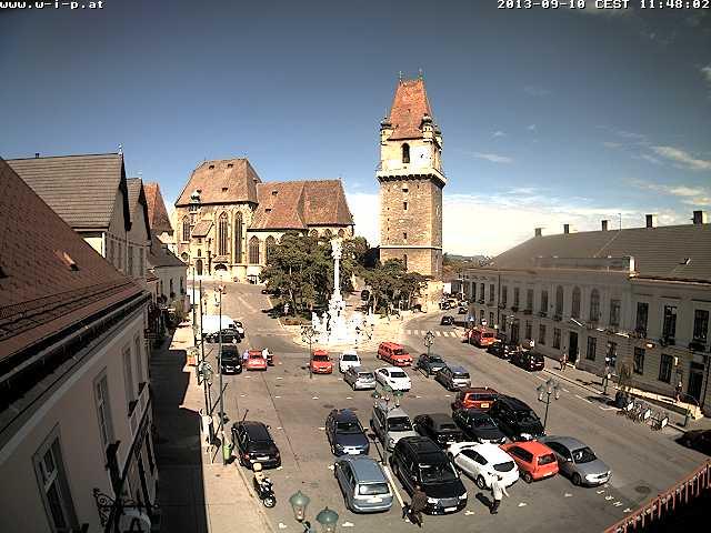 オーストリア Perchtoldsdorf どこかの国のライブカメラ ライブカメラ 海外 旅行 写真