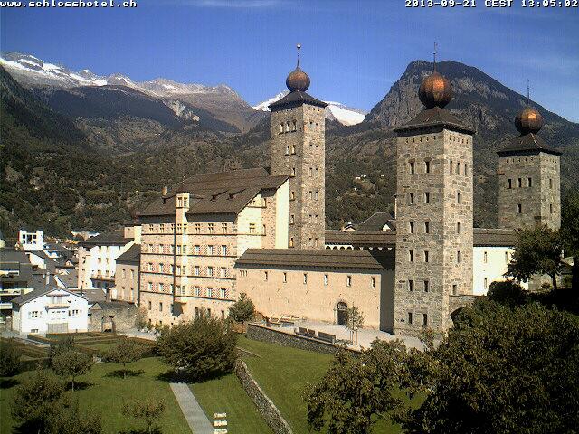 Brig スイス どこかの国のライブカメラ ライブカメラ 海外 旅行 写真