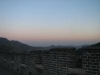 夕日が一層きれいに思えた