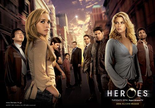 HEROES season 2