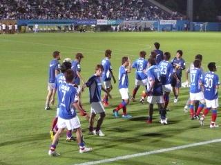 横浜F・マリノスの戦士