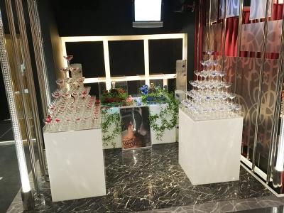 ボトル装飾