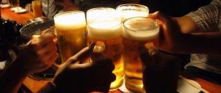 アルコール 通風