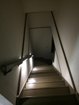 通風 階段