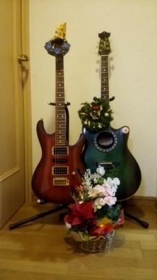 クリスマスギター