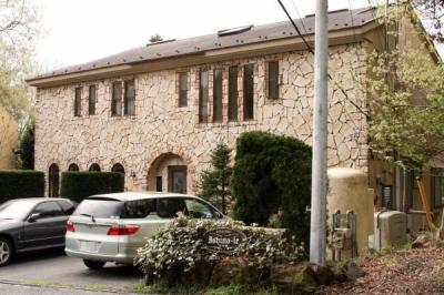 別邸石の家 本館