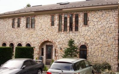 石の家 本館