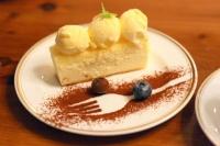 デザート(チーズケーキ)