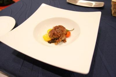 ディナー(温野菜)
