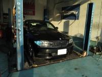 BMW 燃料高圧ポンプ交換