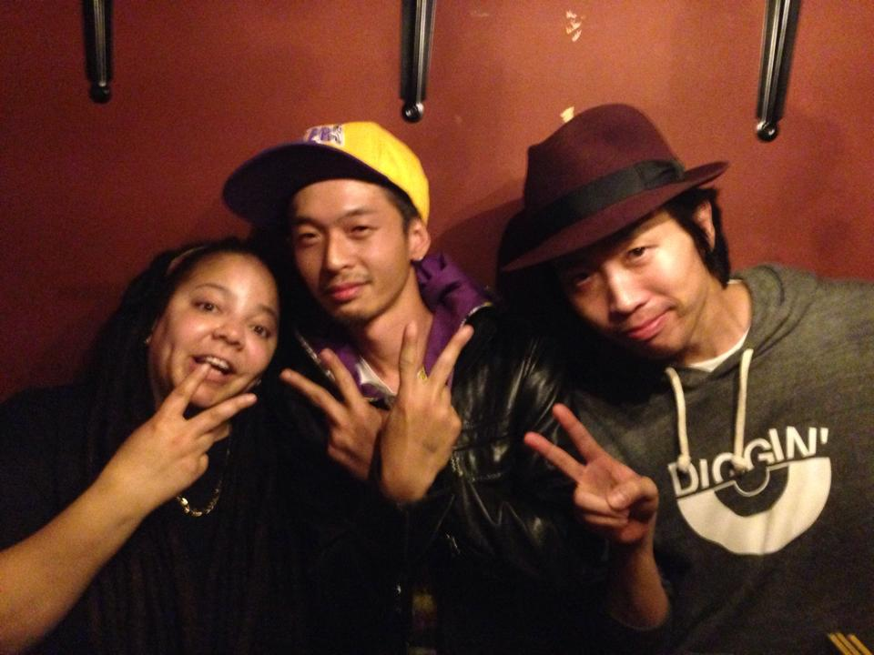 Steph Pockets / DJ Yuichiro / DJ U-SAY