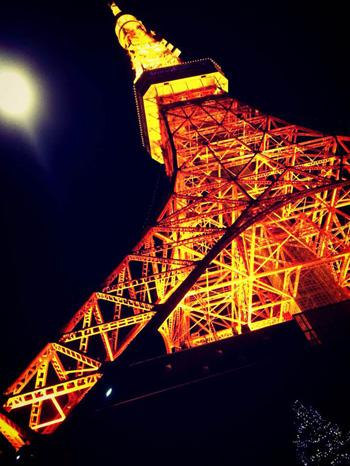 Tokyo Tower展望台からの景色2