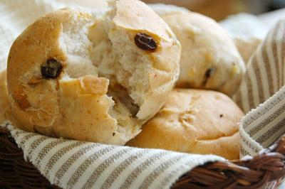 朝食のパン - 無料写真素材