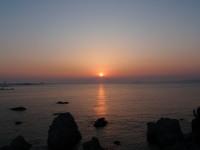 0410森戸sunset