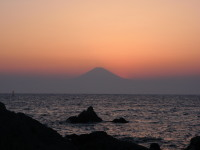 0410ダイアモンド富士山