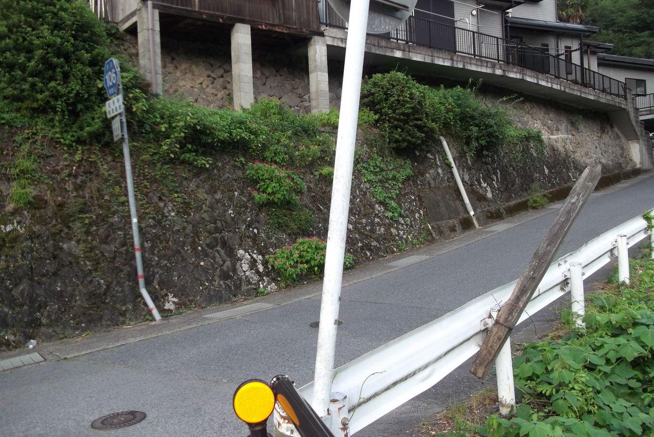 和歌山県道106号紀見峠停車場線