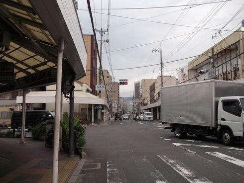 大信寺交差点 大阪府八尾市