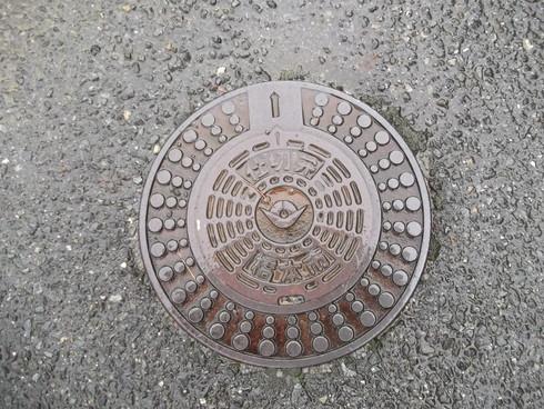 マンホール 和歌山県橋本市