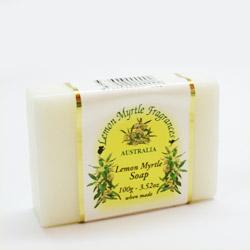 レモンマートル ナチュラル プレインソープ 100g