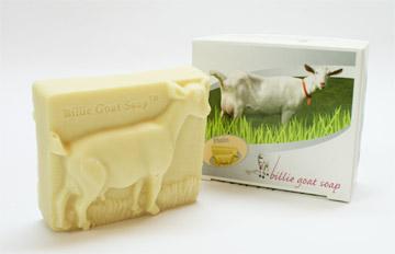 Billie Goat Soap ビリーゴートミルクソープ