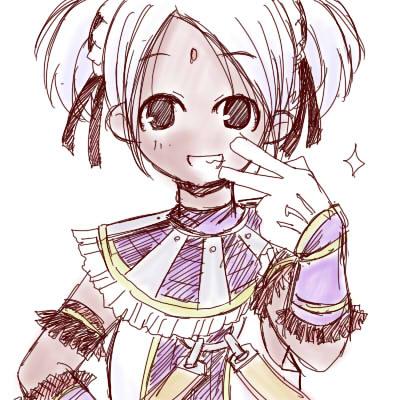 キャラ名は「kuroko」見たまんまのネーミングですな