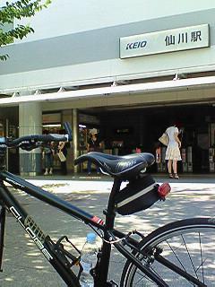 京王線仙川駅
