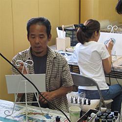 柴田先生レッスン風景5