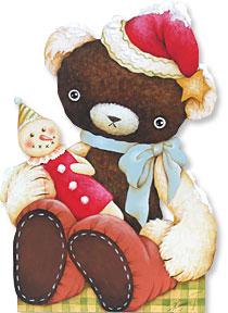 PWK-3847「クリスマスもクロちゃんと」